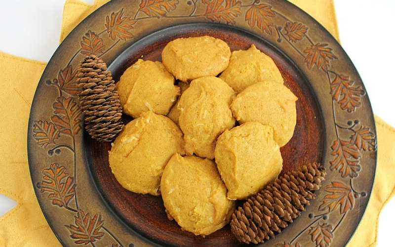 Coconutpumpkincookies2