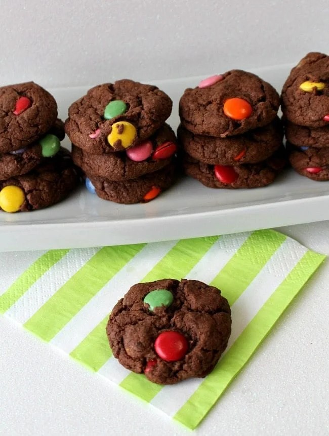 Chocolate Pudding Cookies |Recipe