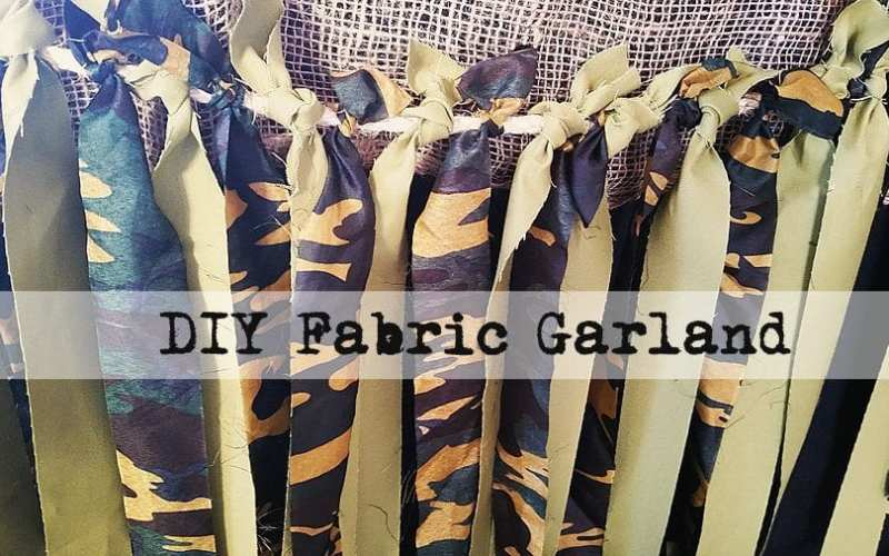 How to Make a Fabric Garland | Sizzix Tutorial