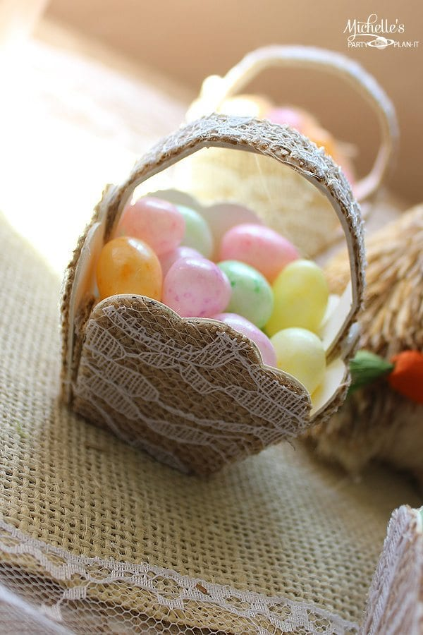 Easter Candy Basket | Sizzix Tutorial
