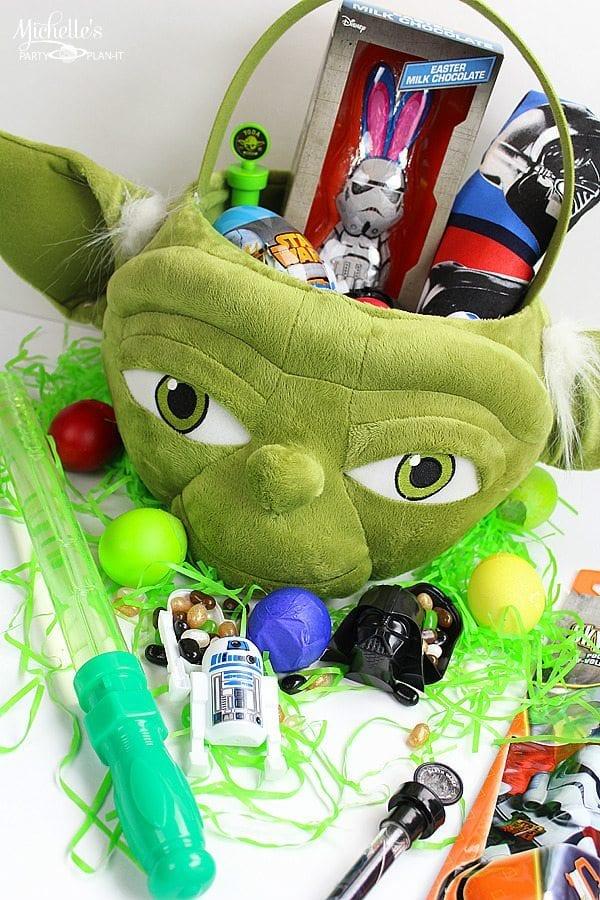 Disney Easter Basket Ideas   Star Wars Easter Basket