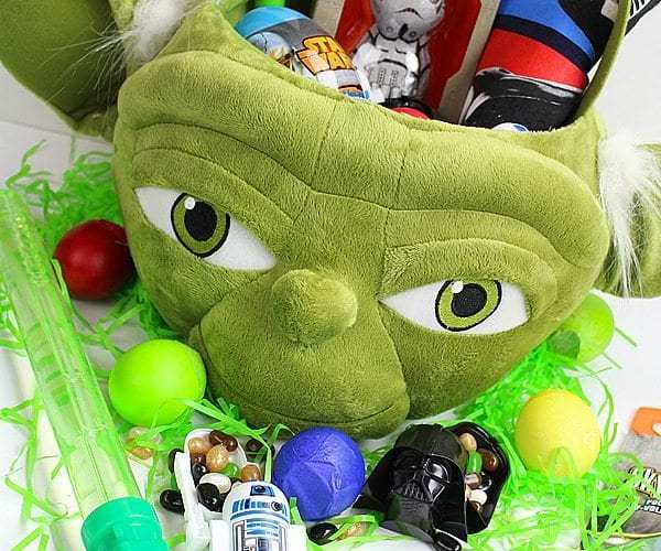 Disney Easter Basket Ideas | Star Wars Easter Basket