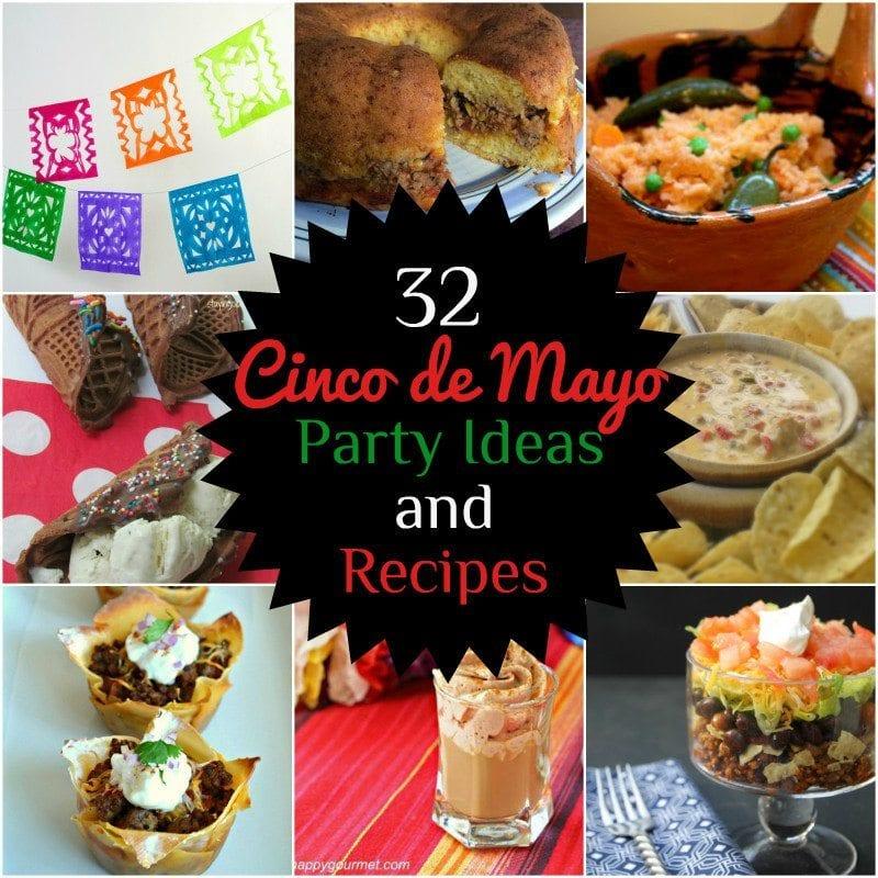 Cinco de Mayo Party Ideas and Recipes