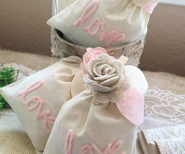 DIY Felt Flowers and Applique Bags| Sizzix Tutorial