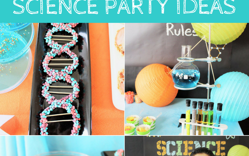 Science party ideas 1
