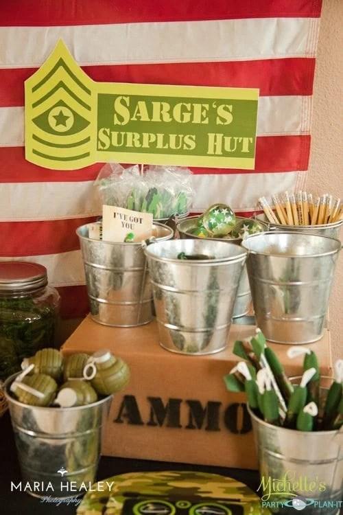 Army Surplus Hut