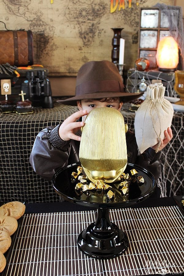 Indiana Jones Party Inspiration | Father's Day Party
