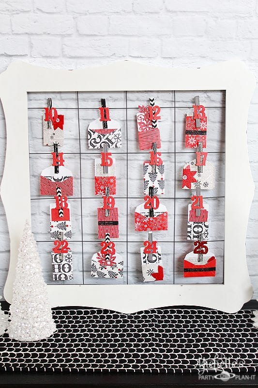 Christmas in July with Sizzix | Advent Calendar
