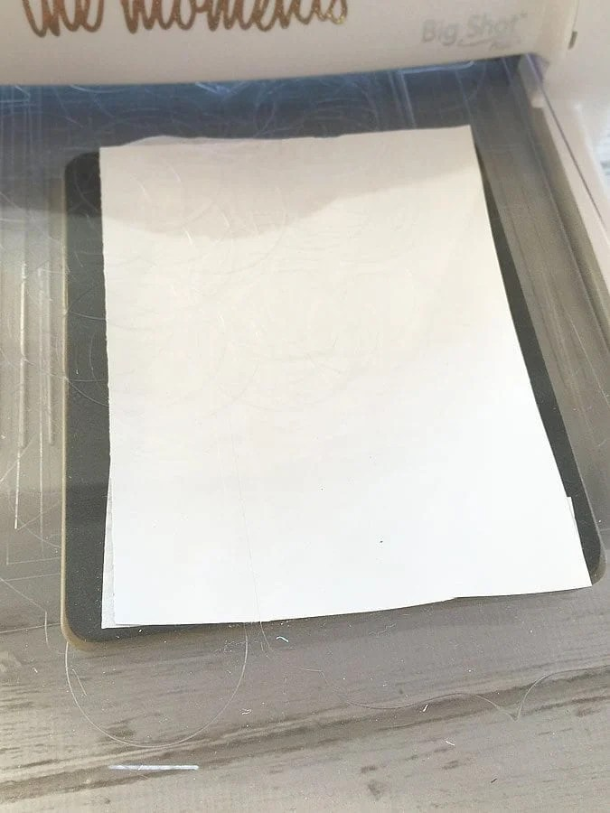 How To Cut Vinyl with the Big Shot Plus