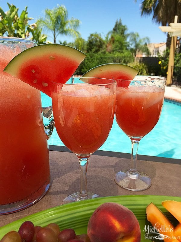 Melon Cooler Recipe
