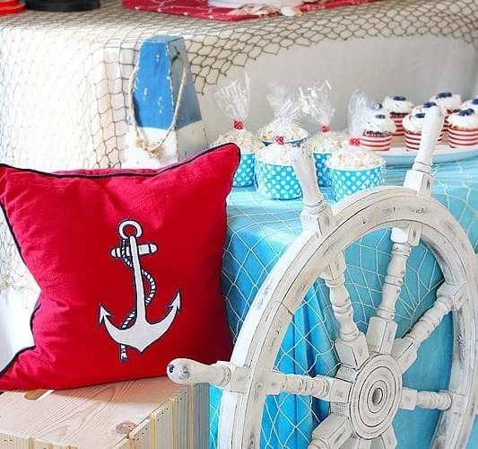 Nautical Party Ideas | Summer Celebrations