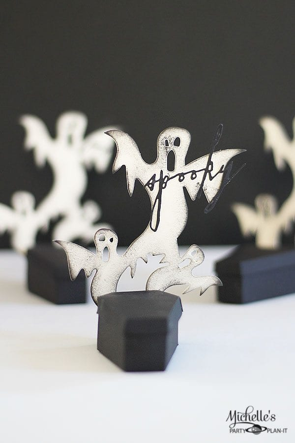 Spooky Coffin Party Favors