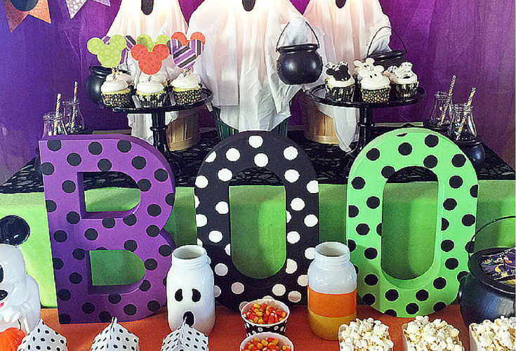 Trick-Or-Treat | A Mickey Halloween Party
