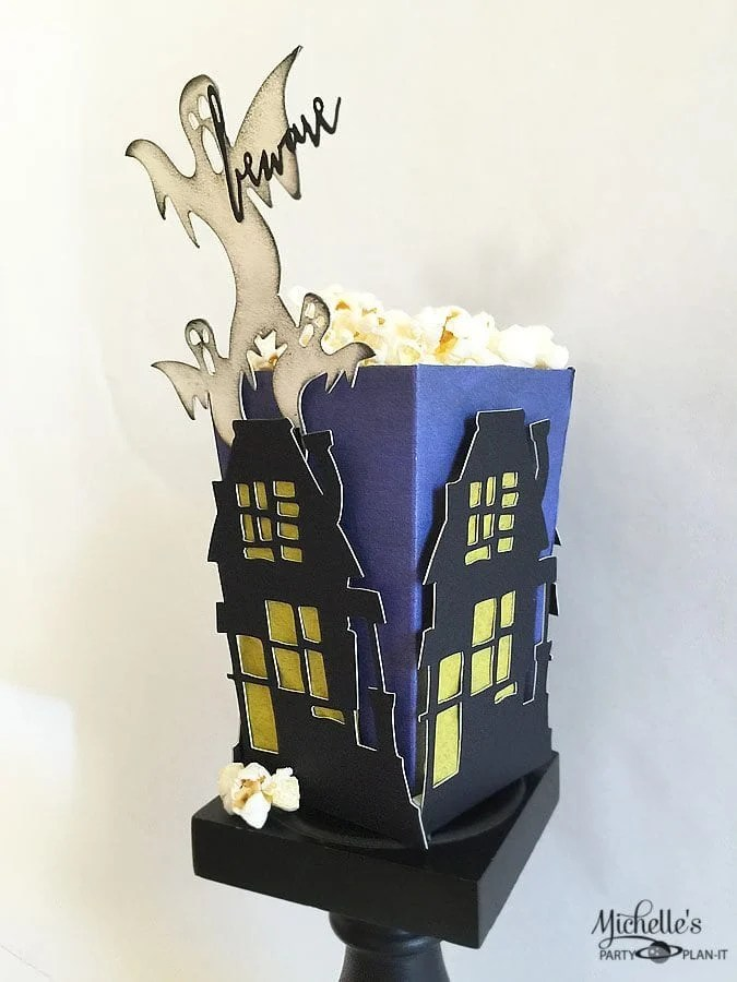 Popcorn Box Blog Party