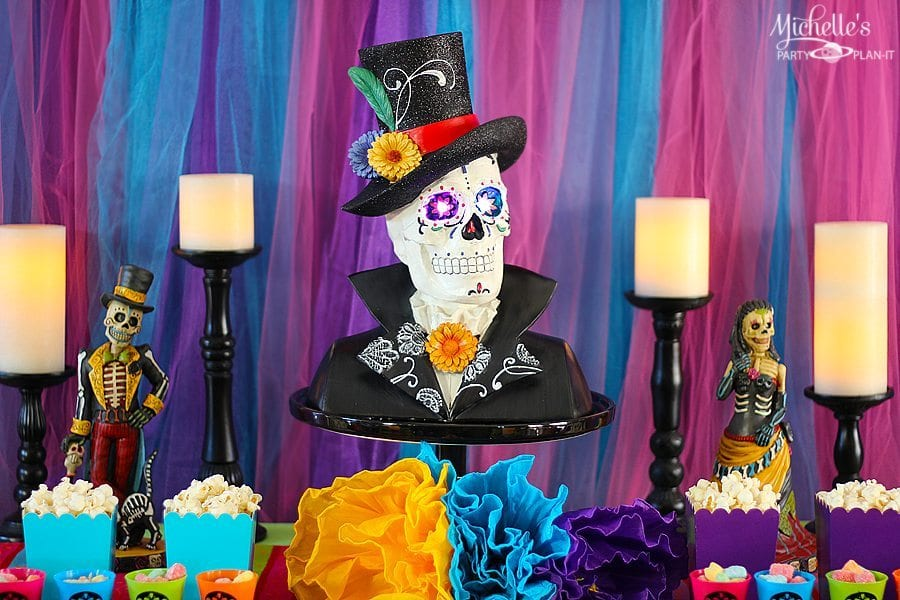 Dia de Muertos Party Ideas