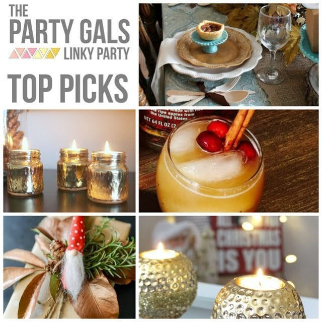 Christmas Party Ideas | Party Girls Linky Party 12
