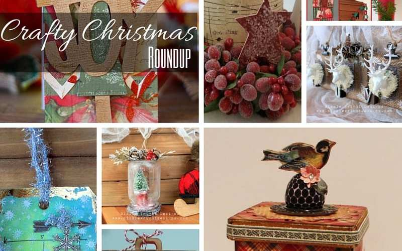 Crafty Christmas Roundup