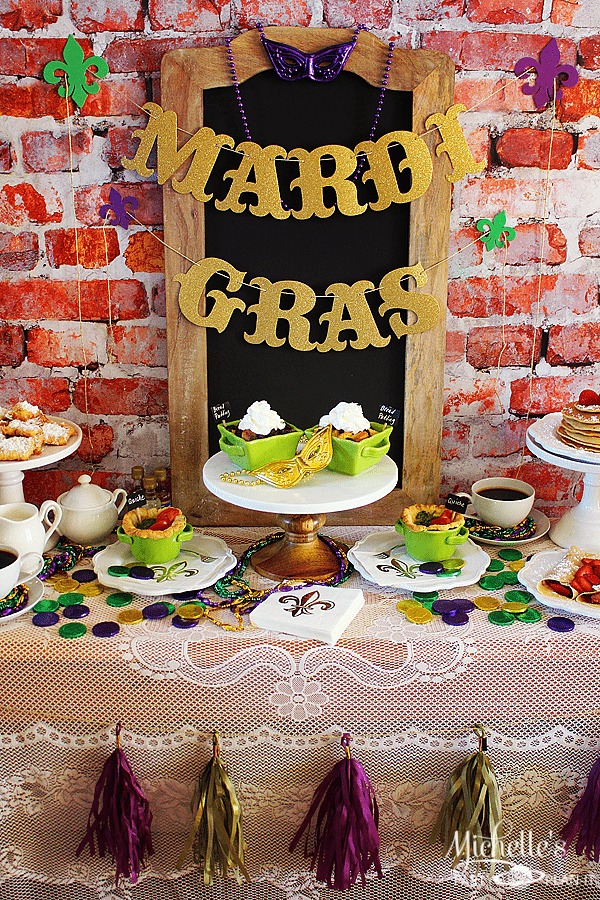 Mardi Gras Brunch