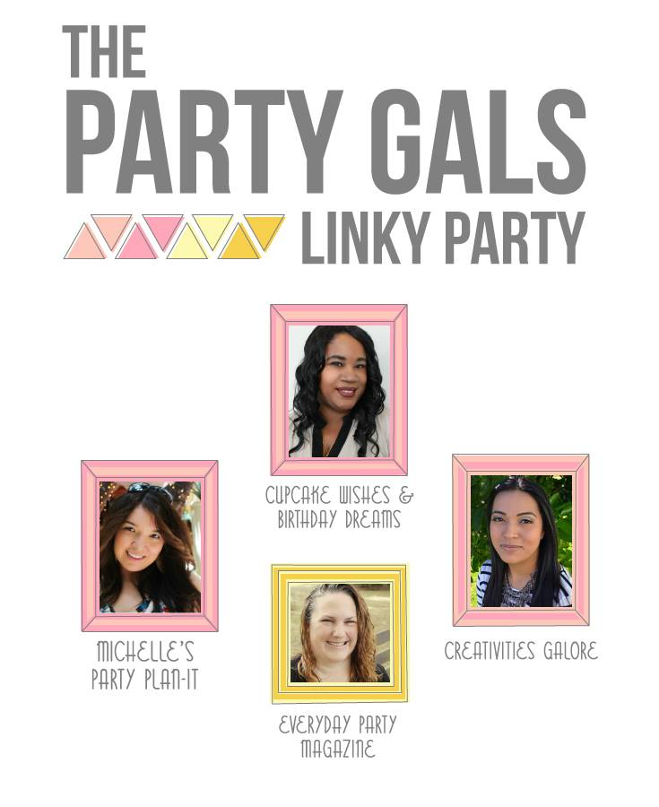 The Party Gals Linky Party