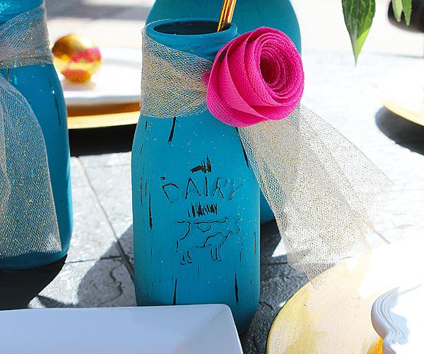 Floral Bloom Easter Tablescape on a Budget | Evite Challenge