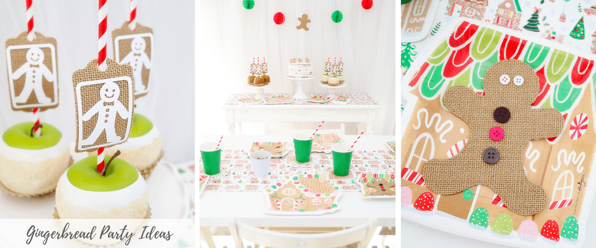 Gingerbread Christmas Ideas