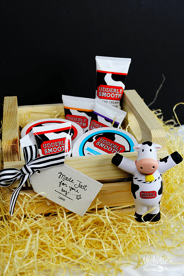 Educator Gifts with Udderly Smooth