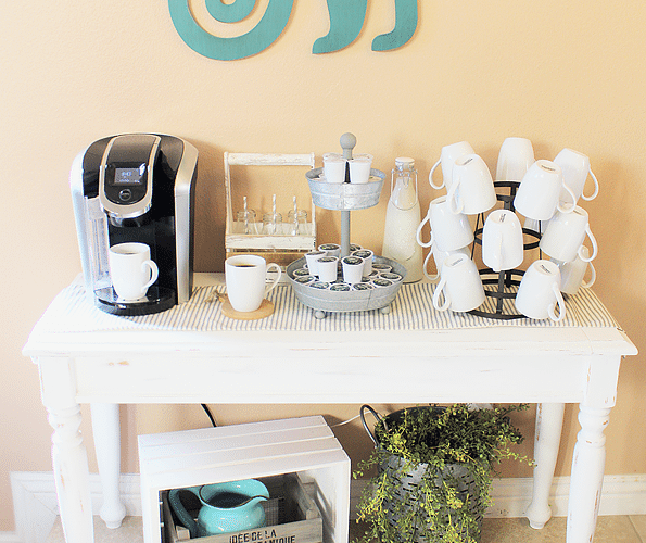 Coffee Brunch for Mom | Mother's Day Celebration
