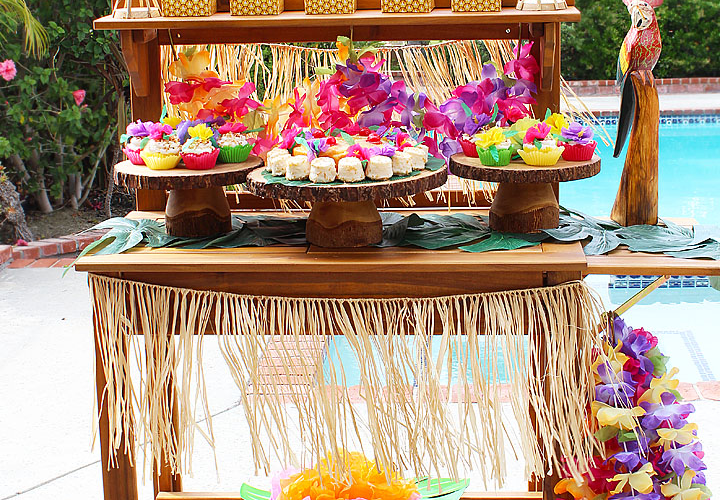 Easy Luau Party Ideas