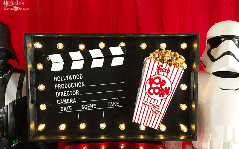 Diy movie marquee 10