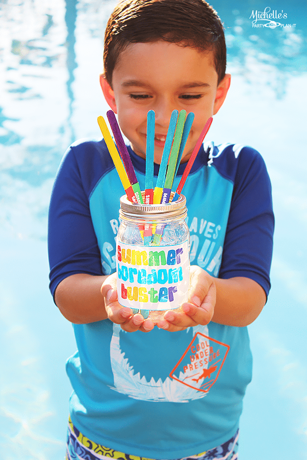 Fun Summer Activity Ideas   Bucket O' Fun