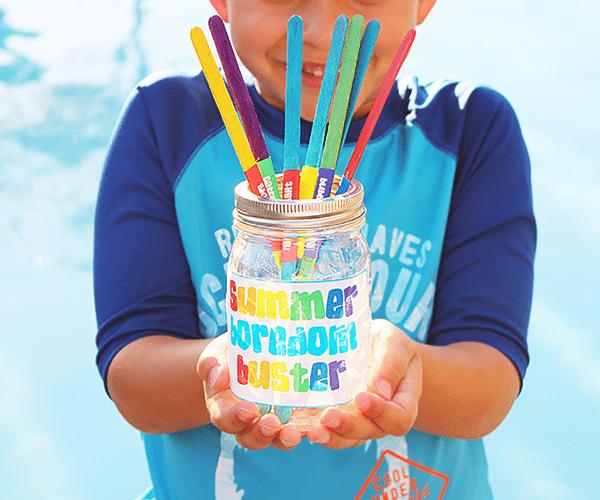 Fun Summer Activity Ideas | Bucket O' Fun