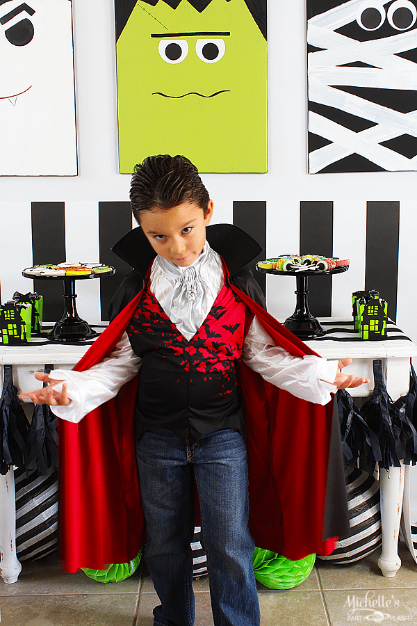 Monster Mash Party Ideas with Target