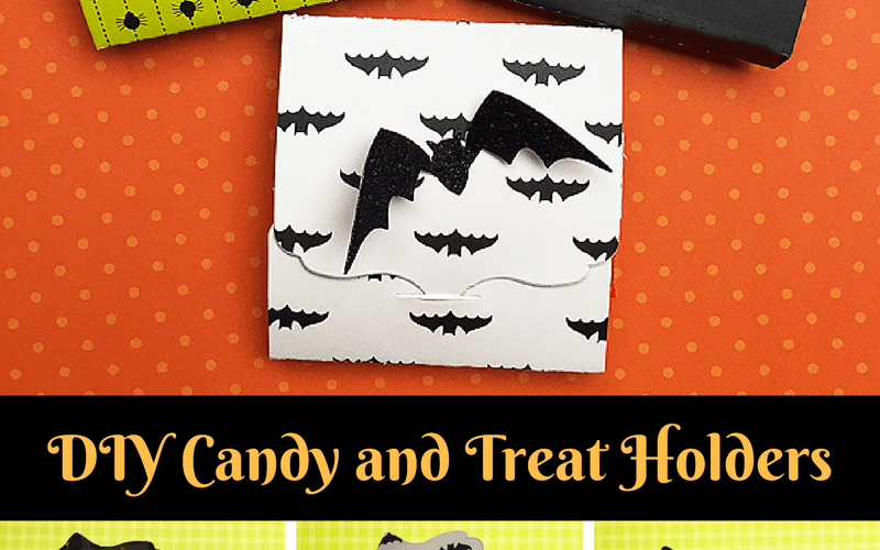 DIY Candy and Treat Holders