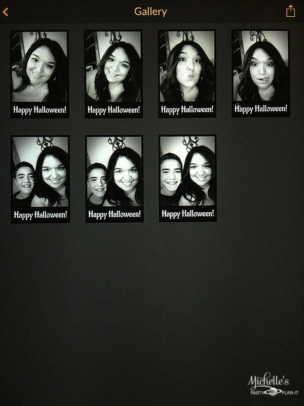 Evite Photo Booth