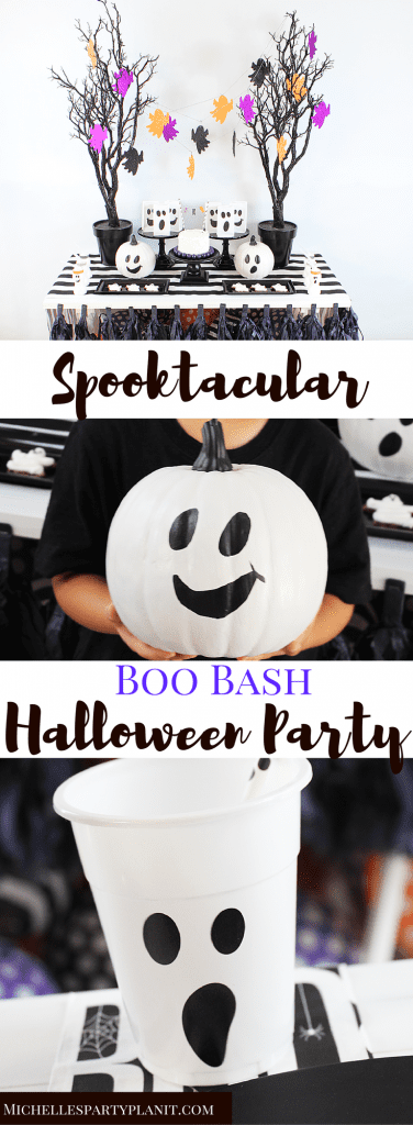 Spooktacular Boo Bash Halloween Party