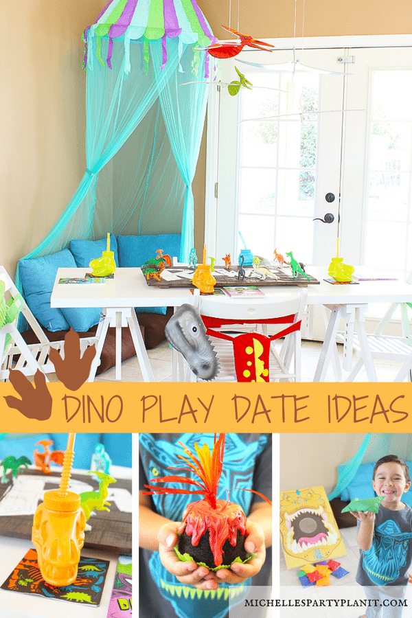Dinosaur Play Date Ideas