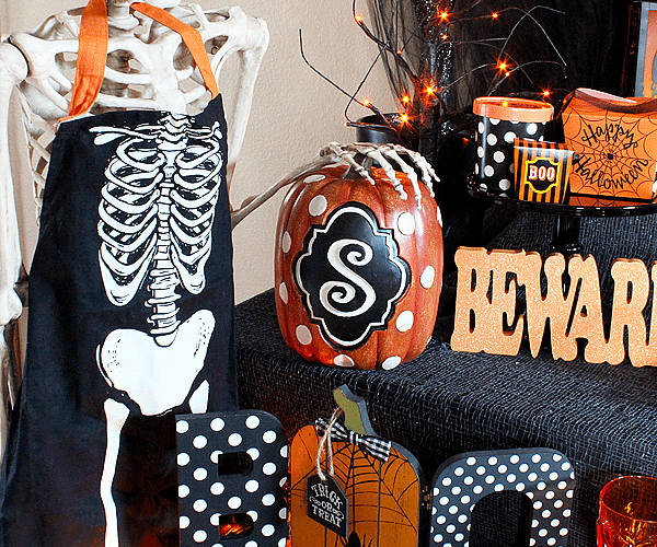 All Hallows' Eve Halloween Party & Snack Station