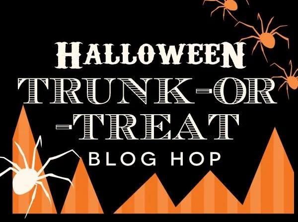Trunk Or Treat 2016 Blog Hop