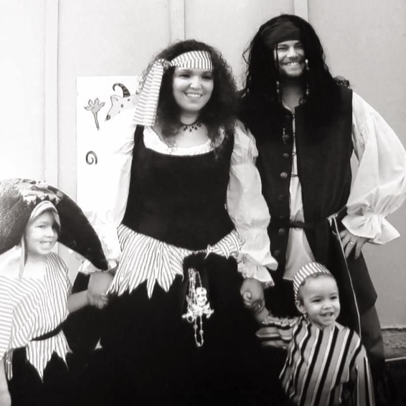 pirate family
