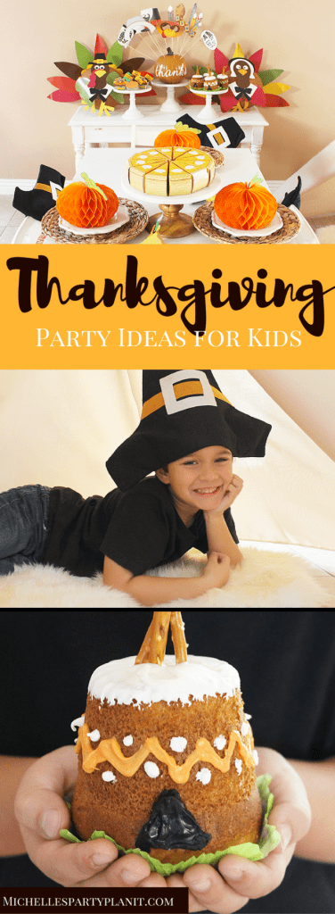 Thanksgiving Party Ideas for Kids