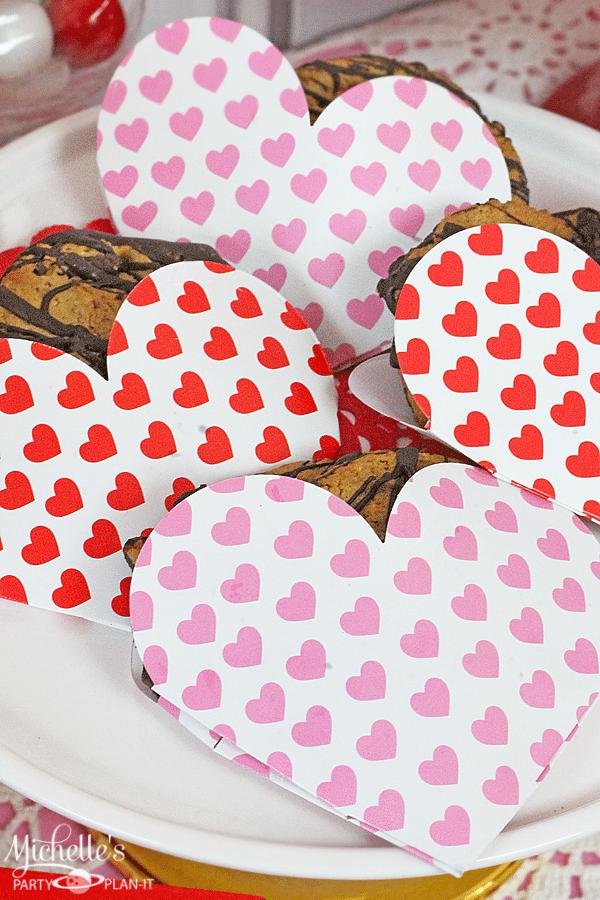Valentine's Day Treat Holders