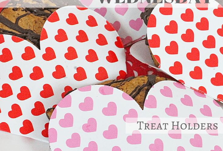 Valentine's Day Treat Holder – Whip It Up Wednesday