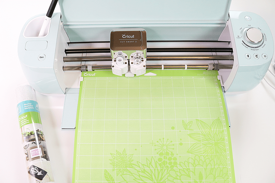 How to personalize your Cricut Explore Air 2 - supplies