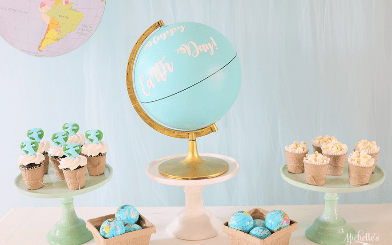 Simple Earth Day Party Ideas