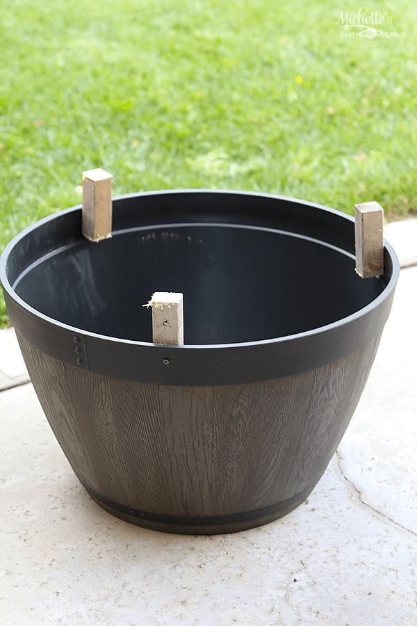 DIY Wine Barrel