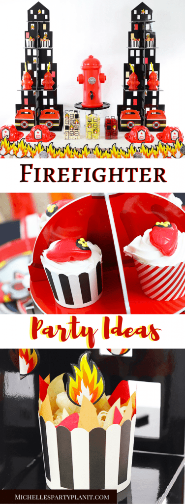 Firefighter Party Ideas