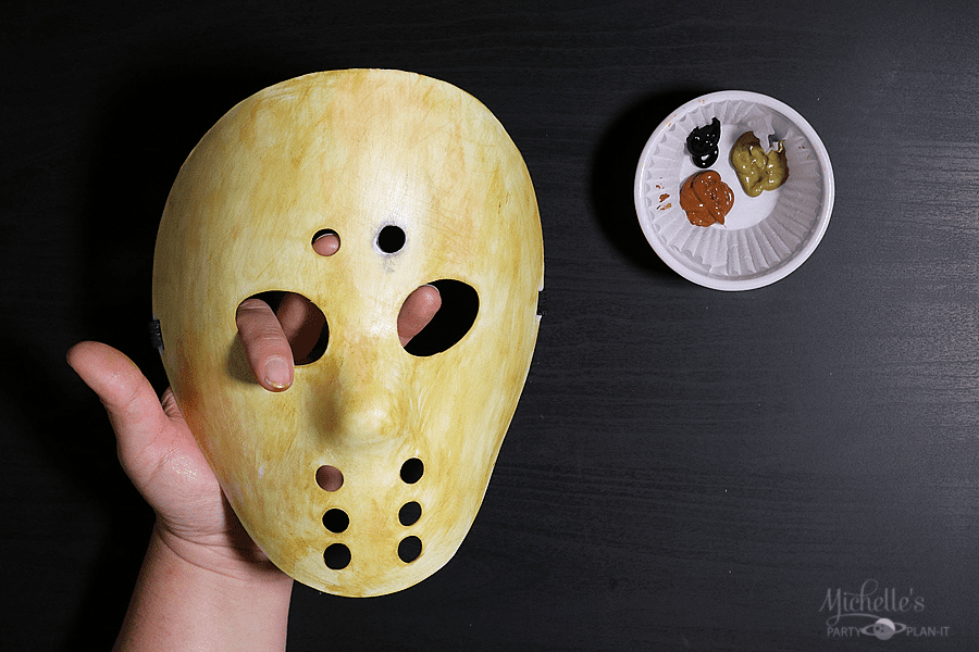 DIY Jason Mask