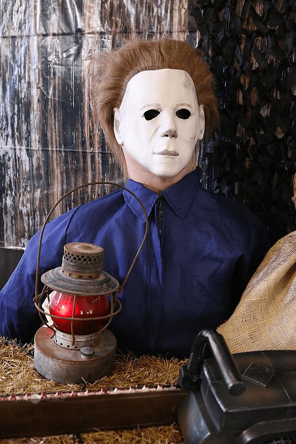 Michael Meyers Halloween Mask