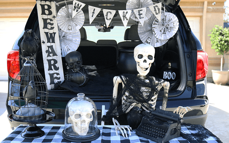 The working dead trunk or treat 3 1
