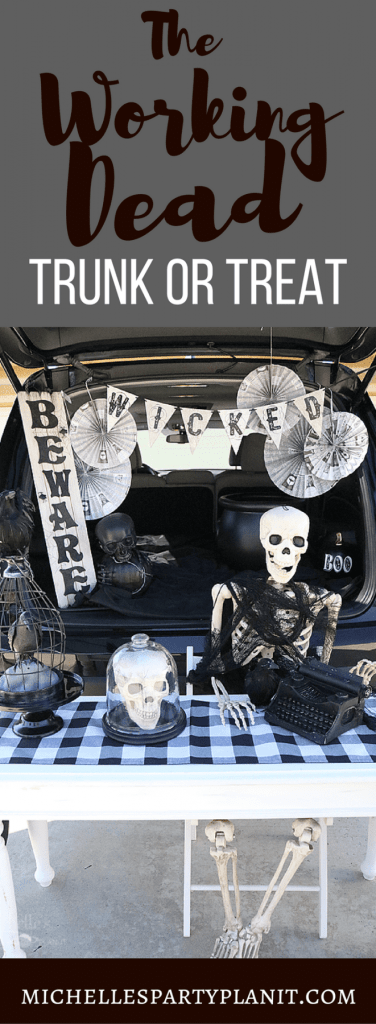 The Working Dead Trunk or Treat